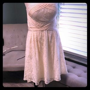 Vince Camuto - Strapless Dress